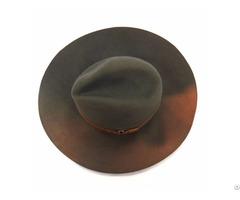 Top Sale Old Effect Wool Felt Hat