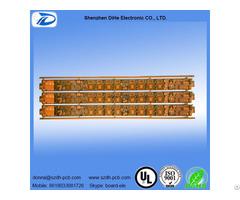 Ten Layers Multilayer Printed Circuit Board