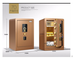 Safe Deposit Box E 70jd