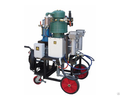 Portable Dual Component Airless Spraying Equipment