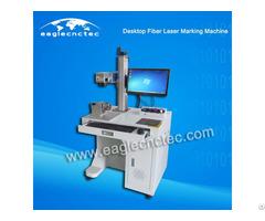 20w Fiber Laser Marking Machine Nameplate Engraving