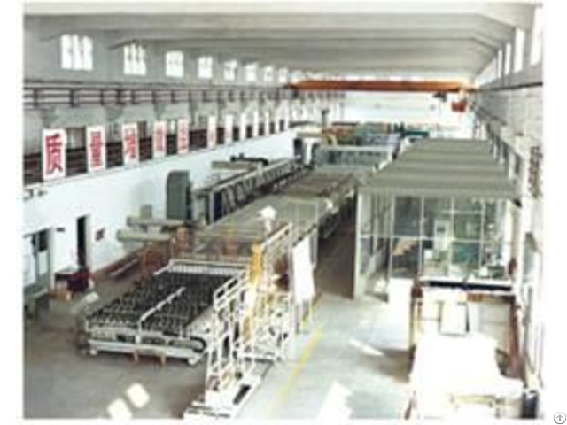 Sputtering Line For Azo Ito Glass Coating