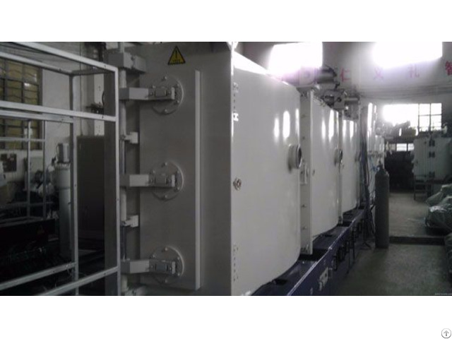 Sputtering Deposition Line For Ito Glass