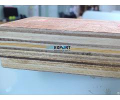 Keruing Veneer 0 6mm Face Container Flooring Plywood