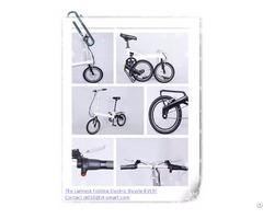 Folding Electric Bicycle Foldable E Bike