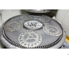 Pump Parts Surface Grinding Machine