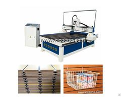 Ricocnc Slatwall Carving Machine Woodworking Cnc Router W1325vc