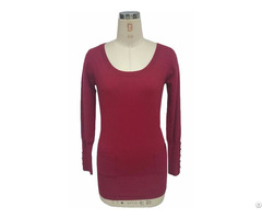 Red Sweater Womens Knits Tops