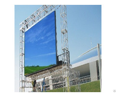 Shanghai Factory Best Sell Smd Aluminum Led Screen 4 81