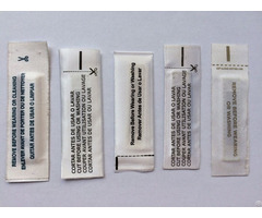 Am 58khz Pocket Tag Of Dr Garment Eas Alarm Label With Fabric Coating
