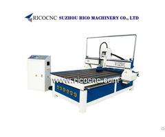 Ricocnc Slatwall Carving Cnc Router Mdf Panels Cutting Machine W1325vc