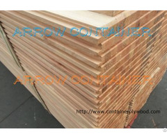 Container Floorboard Wood Plank