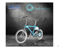 Smart Urban Pedelec 20 Inch Aluminum Frame E Bike