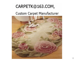China Custom Hand Tufted Carpet Oem Odm In Chinese Manufacturers Factory