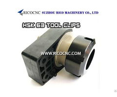 Hsk63 Toolholder Fork For Vmc Milling Machine With Atc Toolchange