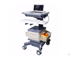 Luxurious Wireless Nursing Computer Trolley Bt Ly15