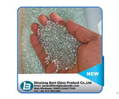 Industrial Glass Beads For Traffic Paint Road Engineering