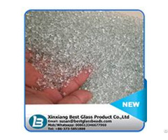 Cheap Transparent Glass Beads For Road Marking