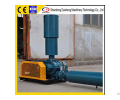 Dsr125 Tri Lobe Roots Blower For Water Treatment