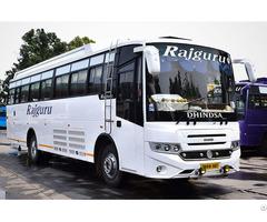 Tourist Bus Service Chandigarh