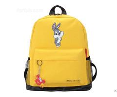 Bestseller Promotional Wholesale Children School Bag For Kids Rabbit Printing Image