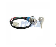 Zinc Alloy Key Switch Lock Mk104 5