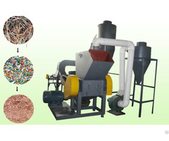 Scrap Copper Cable Granulator Machine
