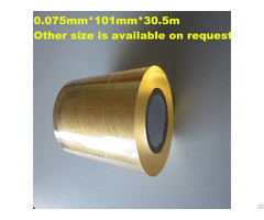 Pipe Wrapping Transparent Tape Clear Film
