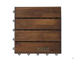 Four Slats Wood Flooring For Sales