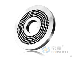 Flat Die Ring Dies And Roller Shells Assembly