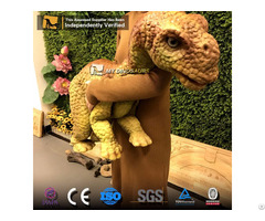 Realistic Baby Dinosaur Hand Puppets