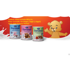 Danalac Baby Milk Infant Formula Made In France