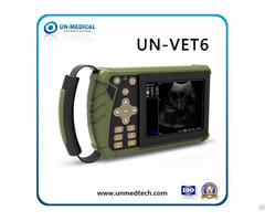 Veterinary Animal Portable Handheld Ultrasound Scanner Machine
