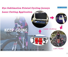 Unikonex Laser Cutting In Dye Sublimation Printed Jerseys