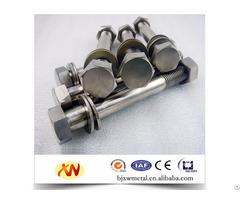 Din933 Titanium Bolt Supply