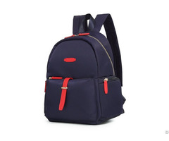 Lightweight Nylon Mini Campus Backpack For Women Fashion Purse Small Casual Daypack