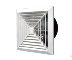 Apt Series Ceiling Mounted Ventilation Fan Ductless Type