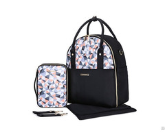Baby Diaper Bags Travel Changing Backpack