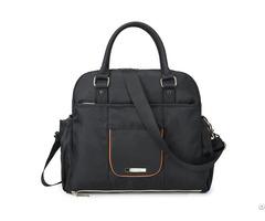 Nylon Large Diaper Bag Tote Nappy Handbag Changing Shoulder Bags