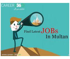 Latest Jobs In Multan Pakistan