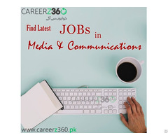 Media Print And Electronic Jobs In Pakistan