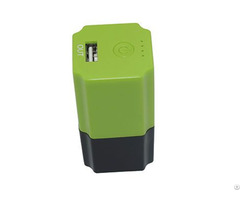 2600mah Power Bank Ac Adapter 2 In 1 Charger Etl