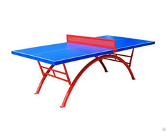 Cheap Outdoor Moveable Table Tennis Exercise Equipment