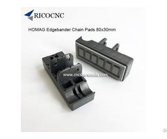 Homag Edge Banding Machine Track Pads 80x30mm From Ricocnc