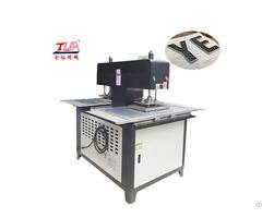 Dongguan Jinyu Automatic Pressure Silicone Trademark Moulding Machine