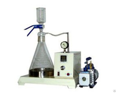 Jet Fuel Solid Particle Contamination Tester