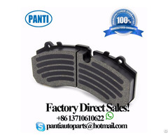 Quality Warranty Vehicle Brake Pad Wva 29087 29106 29109 29105 29108 29163 29179