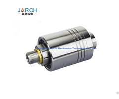 6000rpm Air Oil Water For Machine Tool Hydraulic Rotary Joint Fittings