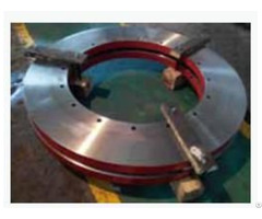 Water Cooled Brake Disc Surface