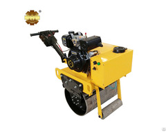 Ym 30c Hand Operated Mini Road Roller Compactor